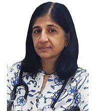 Dr.  Vandana Jain, Gynaecologist