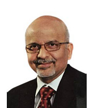Dr.  Varun Chandra, Orthopedician