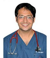 Dr  Varun Sibal, Cardiologist