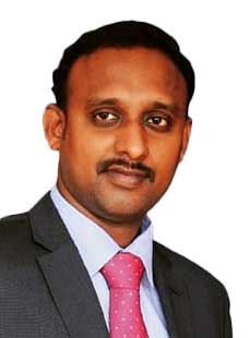 Dr.  Velineni Sri Venkata Pavaneswar, Surgical Gastroenterologist