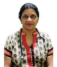 Dr.  Vibha Kochar, Pediatrician