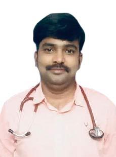 Dr.  Vidyasagar Korla, Nephrologist