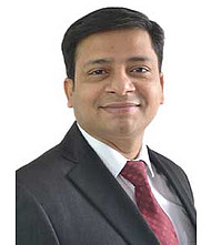 Dr.  Vikas Agarwal, Urologist