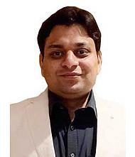 Dr.  Vikas Gupta, Pediatrician