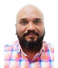 Mr.  Vinod Kumar, Psychotherapist