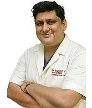 Dr  Virender Bhagat, Orthopedician