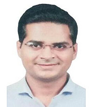 Dr.  Virendra Patil, Endocrinologist