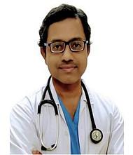 Dr.  Vishal Patil, Cardiologist