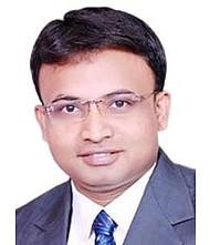 Dr.  Vishnu Nandedkar, Orthopedician