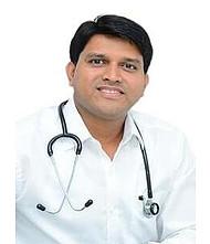 Dr.  Vivek Chavan, Physician