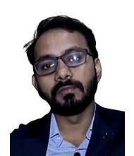 Dr.  Vivek Raskar, Diabetologist