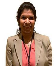 Dr.  Vrushali Khadke, Pulmonologist