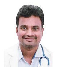 Dr.  Balakrishna G, General Surgeon