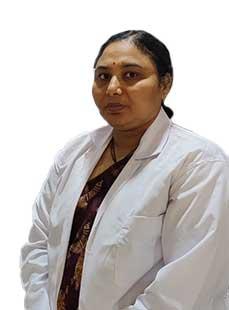 Dr.  K Krishna Veni, Gynaecologist
