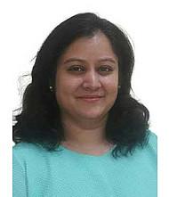 Dr.  Mayuri Dutta, Physician
