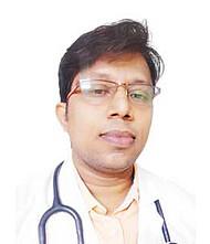 Dr.  Ranjit Basha, Pulmonologist