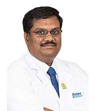 Dr.  Ravindran i, Orthopedician