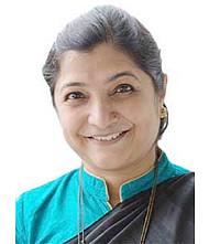 Dr.  Swati Sachin Jadhav, Endocrinologist