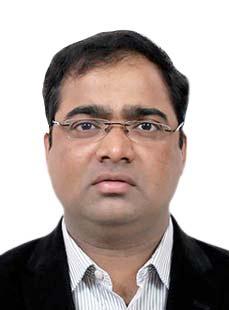 Dr.  Vikram Raut, Surgical Gastroenterologist