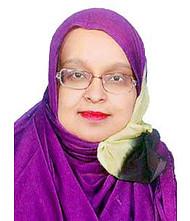 Dr.  Haleema Yezdani, Diabetologist
