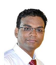 Dr.  Harshal Khade, Pediatrician