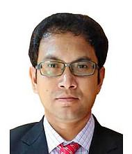 Dr.  Joydeep Biswas, Neurologist