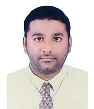 Dr.  Mohammed Parveez, Pulmonologist