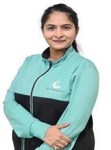 Ms.  Binal Dave, Physiotherapist