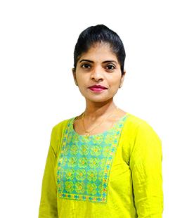Ms.  Prashanthi Samala, Physiotherapist