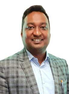 Dr.  Rajesh Pendlimari, Surgical Gastroenterologist