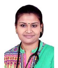 Dr.  S T Pushpa Hari, Pediatrician