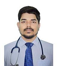 Dr.  Soumalya Kundu, Pediatrician