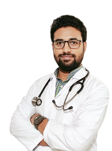 Dr.  Sudarshan Narayan, Gastroenterologist