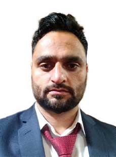 Dr.  Syed Asif Rafiq