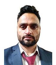 Dr.  Syed Asif Rafiq, Gastroenterologist