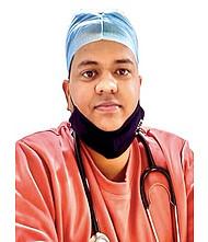 Dr.  Ch Phani Vardhan, Physician