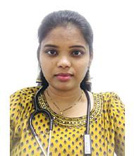 Dr.  Asha Jyothi, Physician
