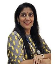 Dr.  Alpana Sowani, Diabetologist