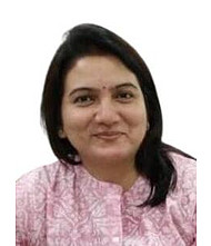 Dr.  Aparna More, Physician