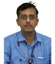 Dr.  Ashish Sarwate, Diabetologist