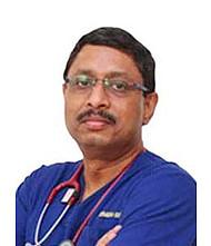 Dr.  Dwaipayan Jha, Pediatrician