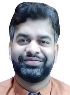 Dr.  Jamal Akhtar Azmi, Urologist