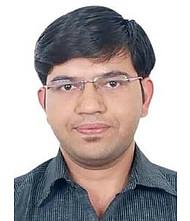 Dr.  Kalpesh Gandhi, Pulmonologist