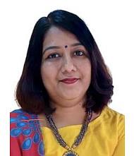 Dr.  Nivedita Kher, Cardiologist