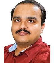 Dr.  Omkar Mate, Psychiatrist