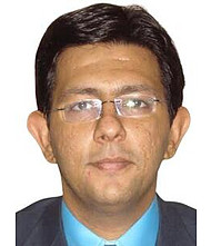 Dr.  Punit Bhojani, Gynaecologist
