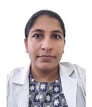 Dr.  Praveena Borra, Dentist