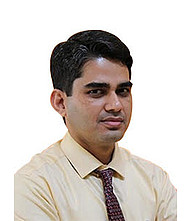 Dr.  Rajesh Kumar, Physician