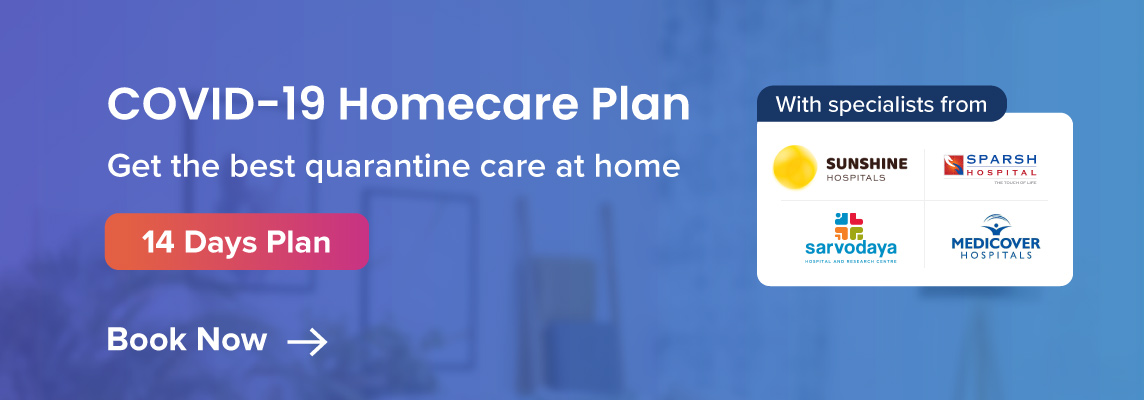 COVID19 Homecare Plan