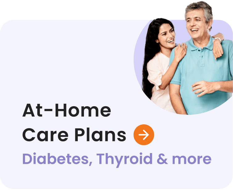 Long term Care Plans for Healthy Living - Diabetes, Thyroid & more